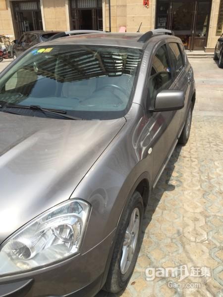日产逍客2011款 2.0 XV 雷 CVT 两驱
