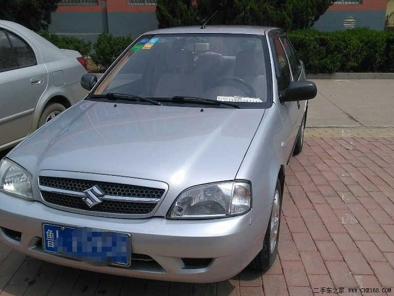 铃木羚羊2007款 1.3L 标准型
