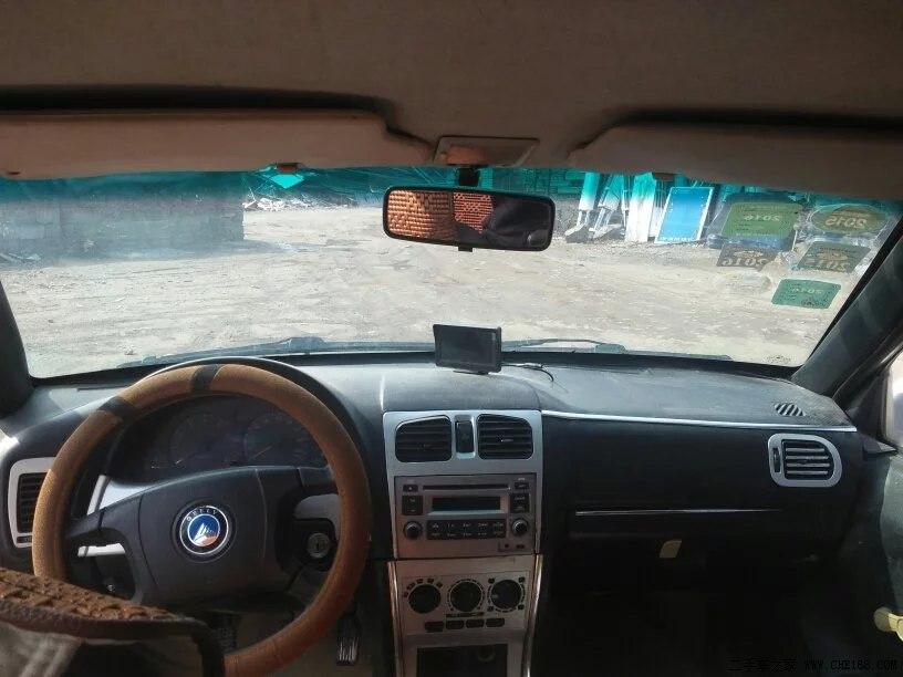 吉利优利欧2008款 1.05L MT舒适型