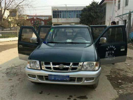 东风 锐骐皮卡 2010款 2.4L汽油两驱标准型ZG24
