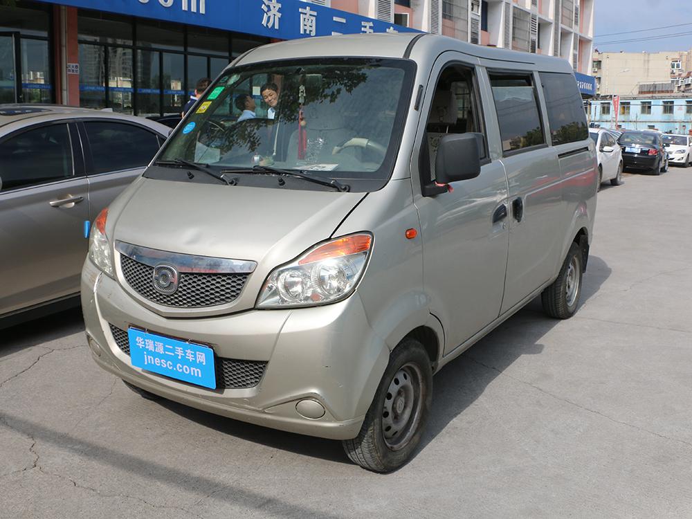 昌河 福瑞达 2009款 CH6390E DLX(豪华型)