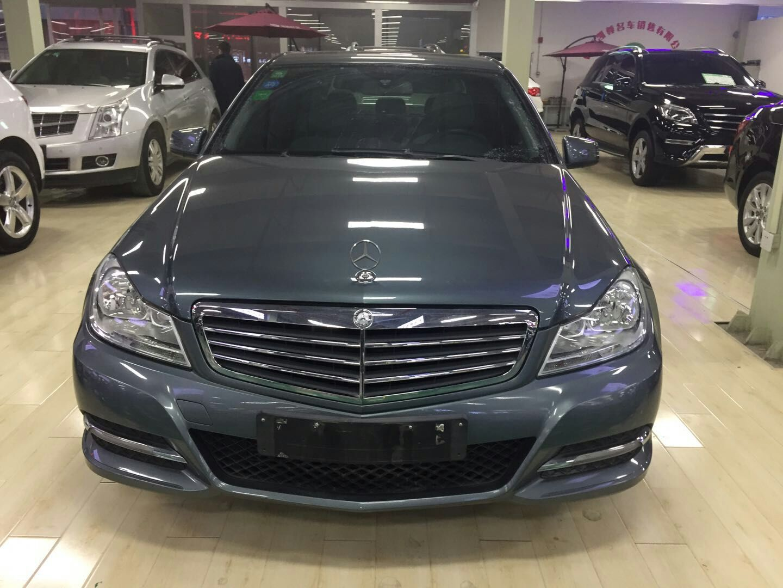 奔驰-奔驰C级-2013款 C 180 经典型 Grand Edition