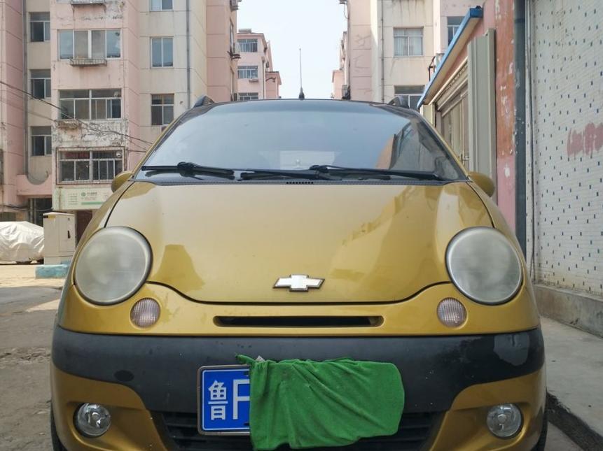 雪佛兰乐驰2009款 1.0L 手动舒适型