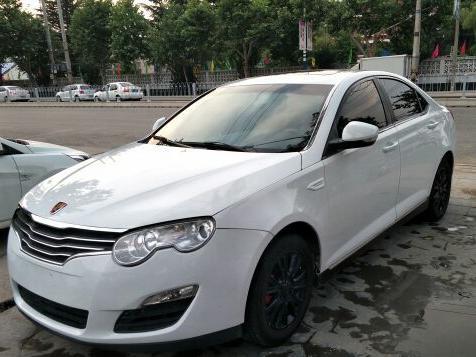 荣威550 2012款 550D 1.8T 手动品逸版