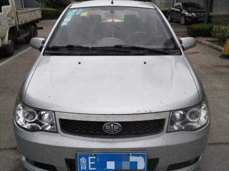 一汽 威志 2009款三厢 1.5L MT 精英型