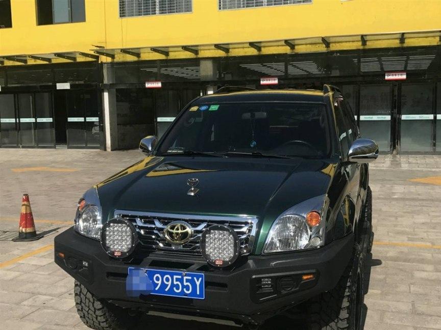 丰田 普拉多 2004款 4.0 GX