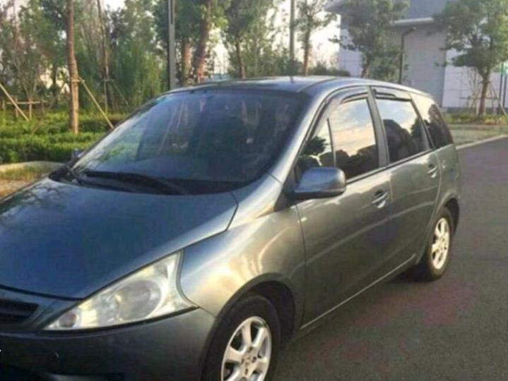 东风风行 景逸SUV 2012款 1.6L 手动 尊享型