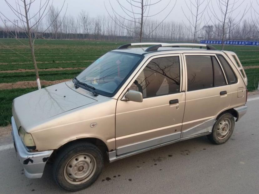 江南TT 2010款 0.8L 实用型