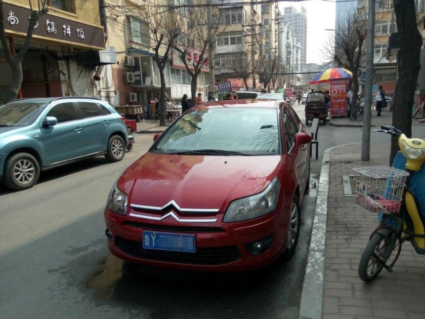 雪铁龙世嘉三厢2011款 三厢 1.6L 自动时尚型