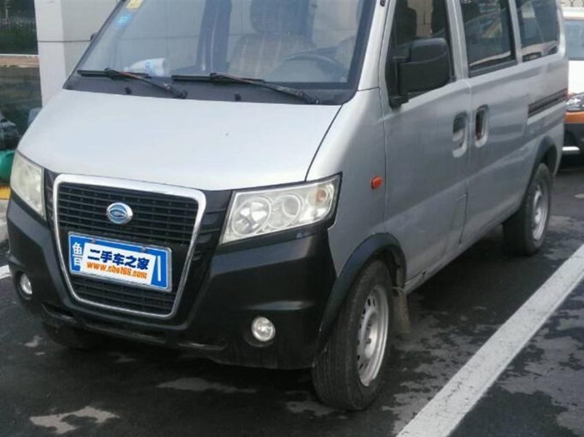 五菱兴旺2010款 1.0 手动 LZW6358NF