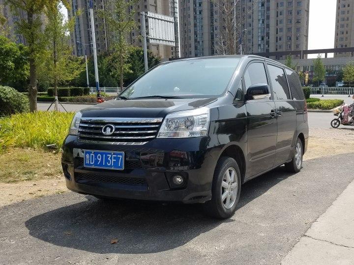 长城V80 2013款 1.5T 手动雅尚型