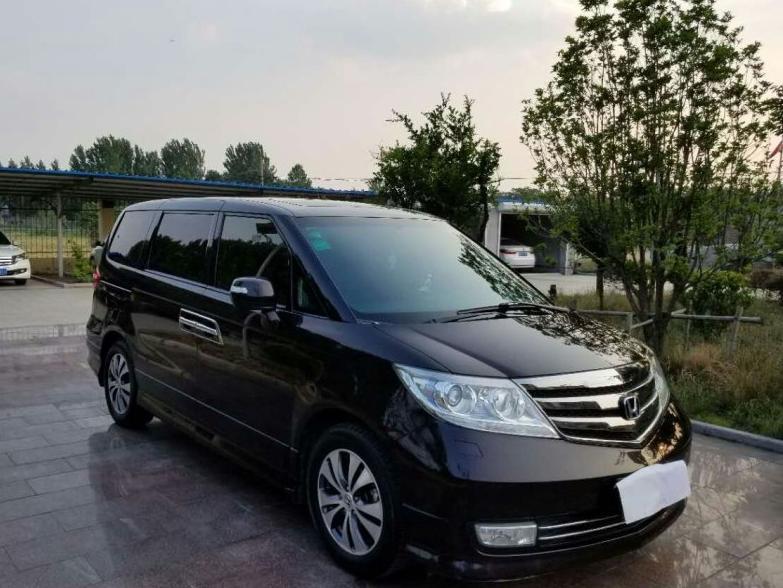 本田 艾力绅 2012款 2.4L VTi-S尊贵导航版