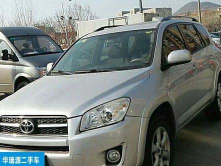 丰田RAV4荣放2011款 2.4L 自动四驱至臻导航版