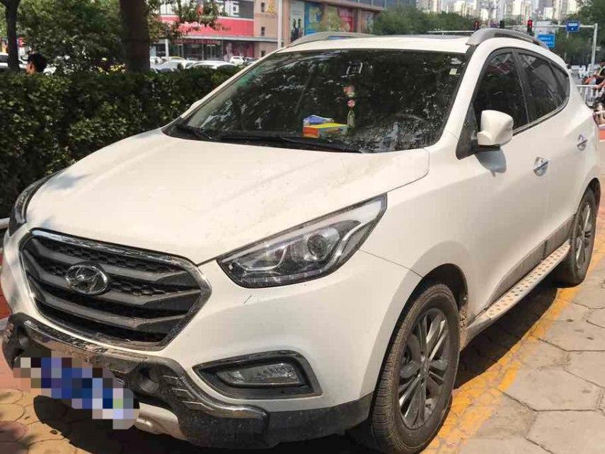 北京现代ix35 2015款 2.0L 自动 GL舒适型(国Ⅳ)