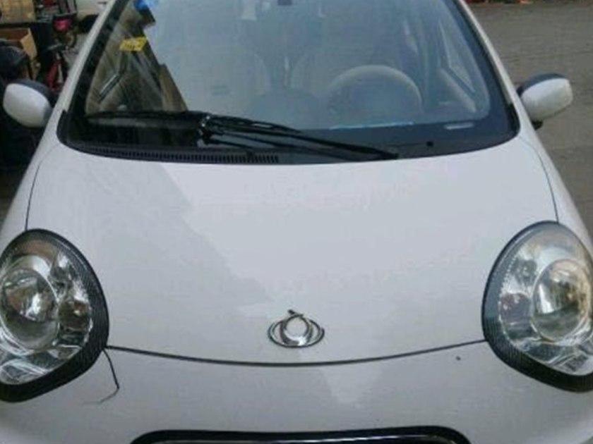 吉利 熊猫 2011款 1.3L 手动舒适型Ⅱ