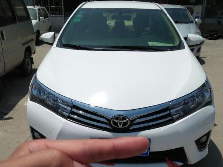 丰田卡罗拉2013款 特装版 1.6L 自动炫酷型GL