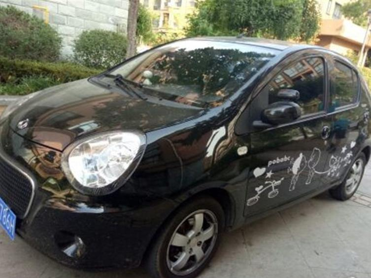 吉利 熊猫 2011款 1.3L 手动舒适型