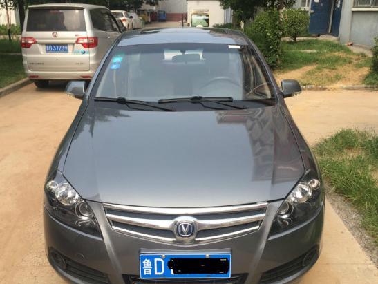 长安CX30 2012款 三厢 1.6L 手动豪华低碳版