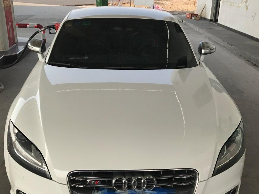 奥迪TTS 2011款 TTS Coupe 2.0TFSI quattro