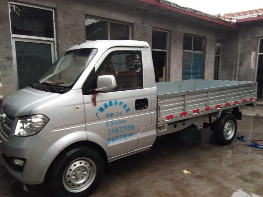 东风小康K01 2015款 1.2L 2.7m瓦楞货箱DK12-05