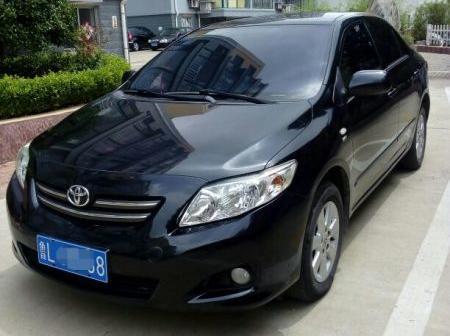 丰田 卡罗拉 2008款 1.8 GLX-i特别纪念版 MT