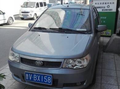 一汽威志三厢2009款 1.5 手动 舒适型