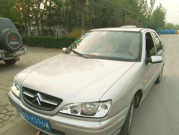雪铁龙爱丽舍2003款 SX-1