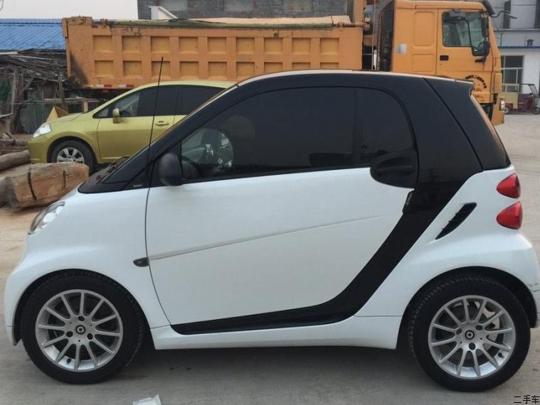smart fortwo2011款 1.0 MHD 硬顶激情版