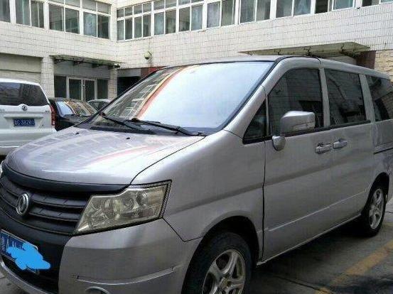 东风 帅客 2013款 1.6L 手动舒适型7座