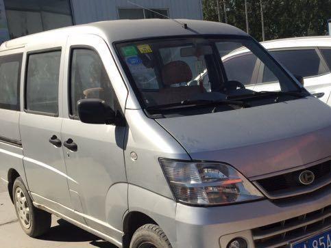 昌河 福瑞达 2011款 1.0L鸿运版 DLX型DA465QA