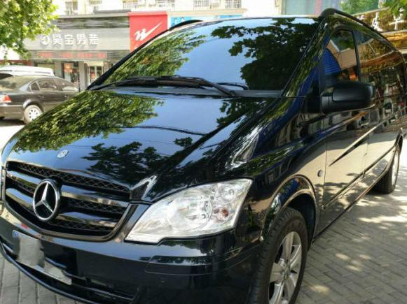 奔驰 威霆 2013款 3.0L 商务版