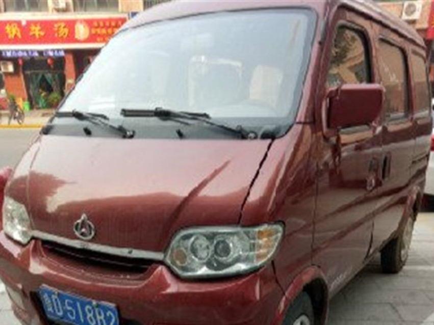 长安商用 长安星光4500 2007款 1.3L-SC6645标准型