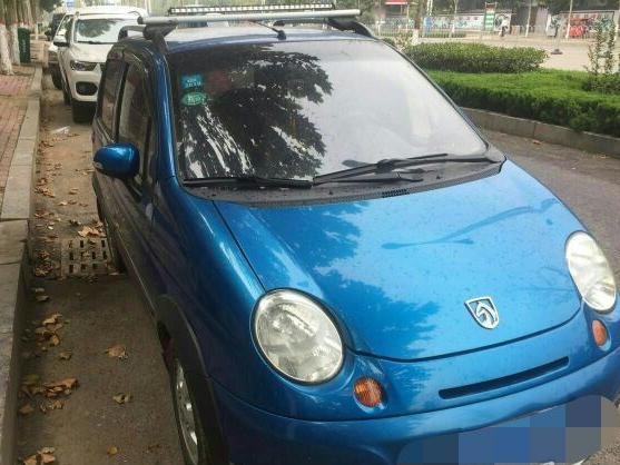宝骏 乐驰 2012款 1.2L 手动运动版活力型