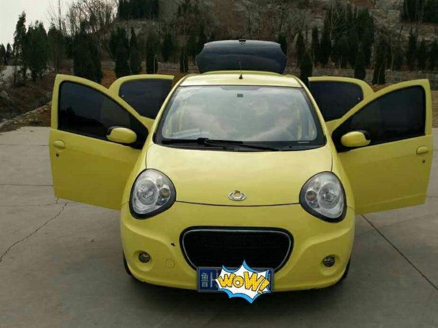 吉利熊猫2011款 1.0L 手动标准型