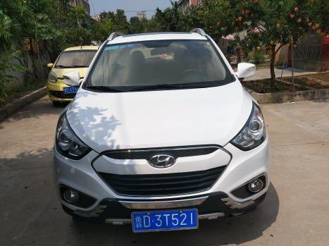 北京现代ix35 2013款 2.0L 自动两驱智能型GLS 国V