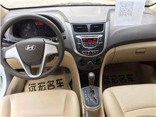 现代 瑞纳 2013款 三厢 1.4L 自动标准型GL
