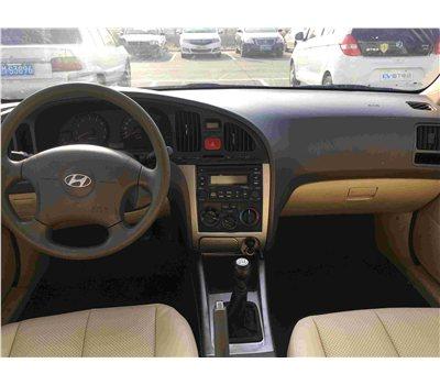 滨州现代 伊兰特 2010款 1.6 手动 CNG油气混合