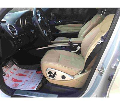 济南奔驰 奔驰M级 2012款 ML 350 豪华型