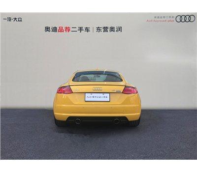 东营奥迪 奥迪TT 2015款 TT Coupe 45 TFSI quattro
