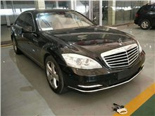 滨州奔驰-奔驰S级-2012款 S 300 L 豪华型 Grand Edition