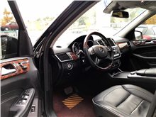 烟台奔驰 奔驰M级 2012款 ML 350 豪华型