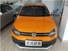 济南大众 POLO 2012款 1.6L Cross POLO MT