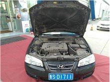 莱芜现代 伊兰特 2007款 1.6手动舒适型