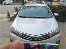 菏泽丰田 卡罗拉 2014款 1.6L 手动GL-i真皮版