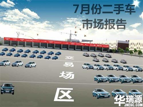 7月份全国二手车市场报告