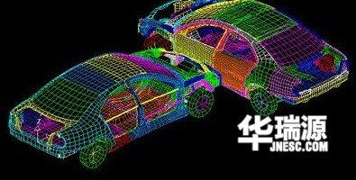 汽车碰撞损伤评估方法