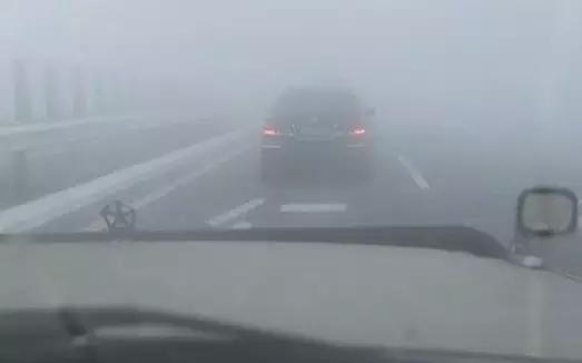 雾霾天行车注意事项