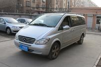 豪华MPV奔驰唯雅诺,商用首选 仅16.2万
