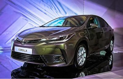 新款卡罗拉换用欧版造型 将于4月18日上市