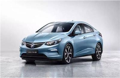别克VELITE 5全新插电式混合动力车上市 售26.58-29.58万元